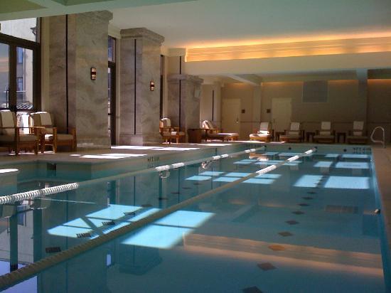 Mandarin Oriental, Atlanta: pool
