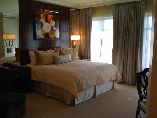 Mandarin Oriental, Atlanta: bedroom