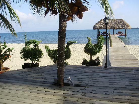 Chabil Mar: beautiful grounds