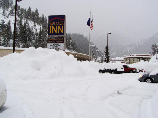 Wallace Inn: Skier's Haven