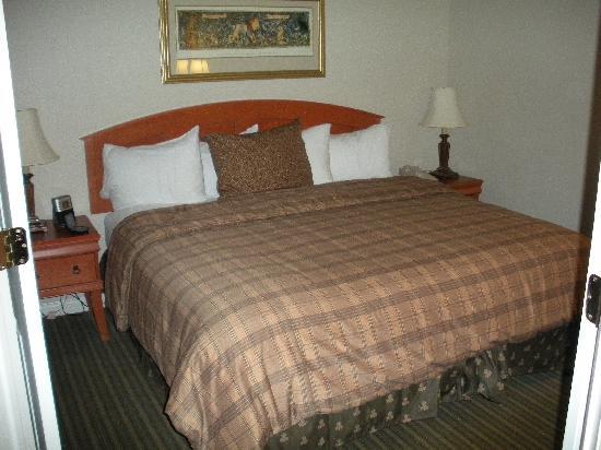 HYATT house Bridgewater: Bed Room