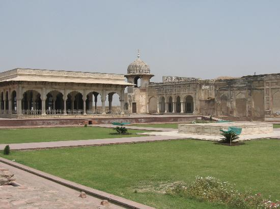 Fort and Shalamar Gardens: Lahore Fort