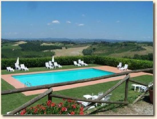 Agriturismo Torre Prima Holidays : piscine