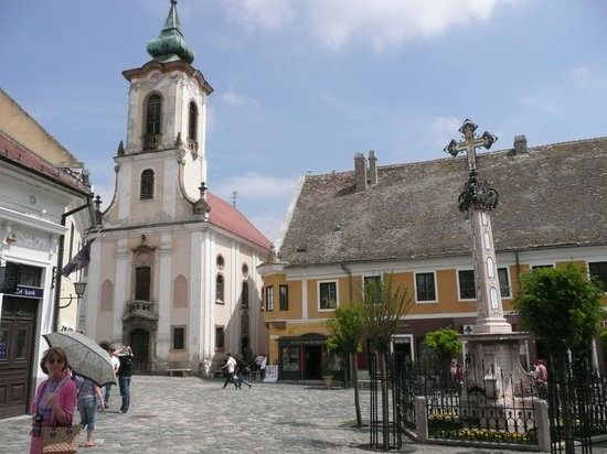 Europees restaurants in Szentendre