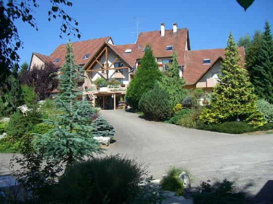 Hotel Restaurant Le Petit Kohlberg : Hotel Le Petit Kohlberg
