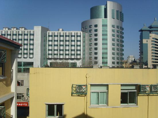 Zhong An Hotel : View from window