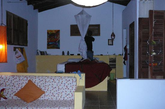 Las Mananitas: One of the beautifully appointed cottages