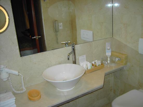 Emporio Reforma: salle de bain