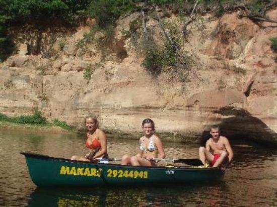 Sigulda Canoeing In The Gauja National Park Tripadvisor