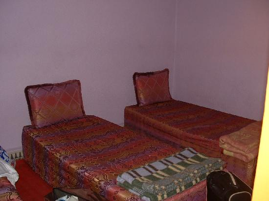 Heart of the Medina Backpackers Hostel : Unsere Zimmer