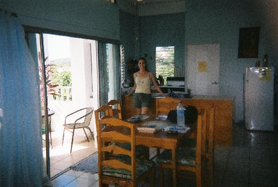 Hummingbird Heights : Kitchen, 2-bed apartment