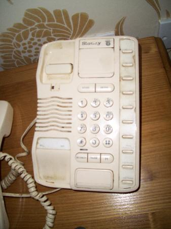 Castle Arms Hotel: The phone