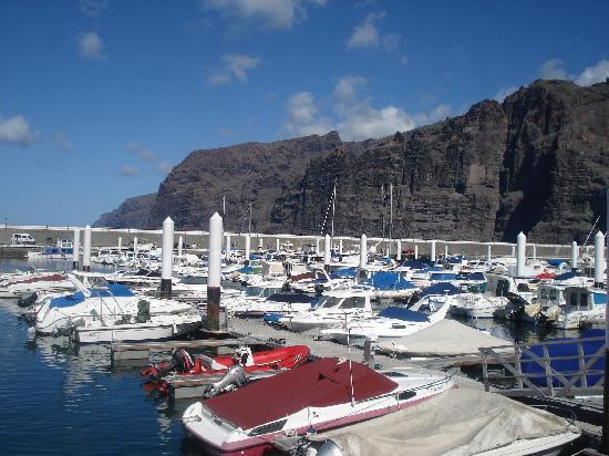 View from our suite balcony picture of be live family costa los gigantes puerto de santiago - Puerto de los gigantes ...