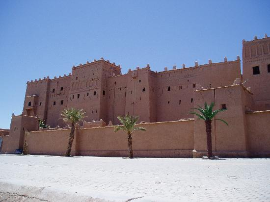 Taourirt Kasbah : Kasbah Taourirt