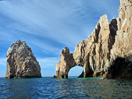 La Paz, Mexique : Land's End, the tip of Baja