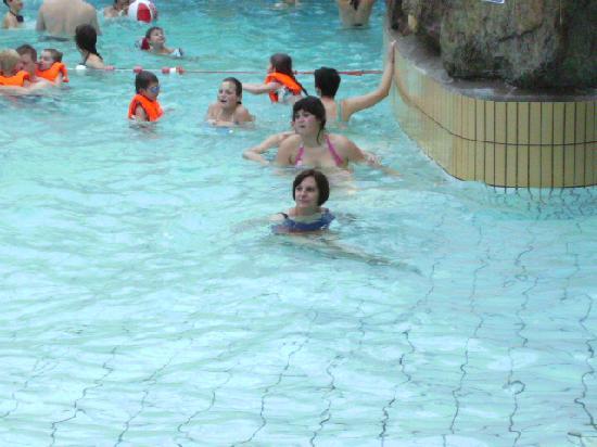 La piscine photo de sunparks kempense meren mol for Piscine sunpark