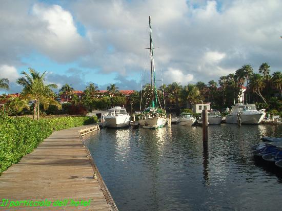Antilles At Sapphire Beach Resort: il porticciolo