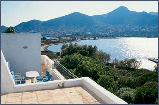 Elounda Island Villas: View of the sea