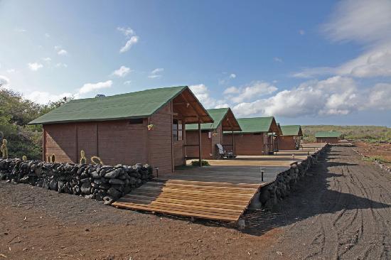 Floreana Lava Lodge: Cabin