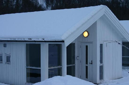 Troms, Norge: The cabin