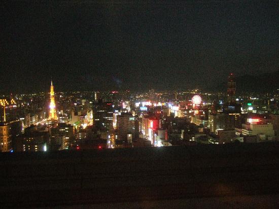 JR Tower Hotel Nikko Sapporo: 夜景も美しい