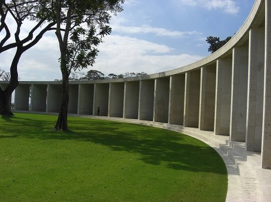 Taguig City, Philippines: Manila American Cemetery and Memorial