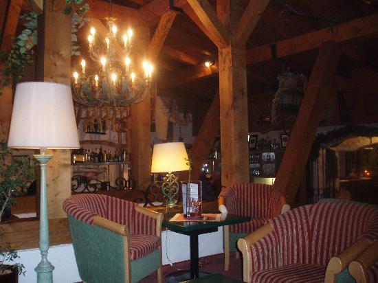 Mühle Resort 1900: The Lounge Bar Hotel Muhle