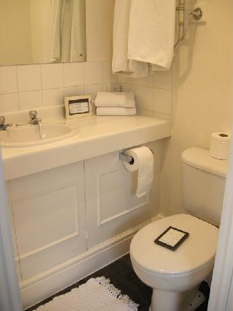 Abbey Rise Bed and Breakfast: En-suite bathroom
