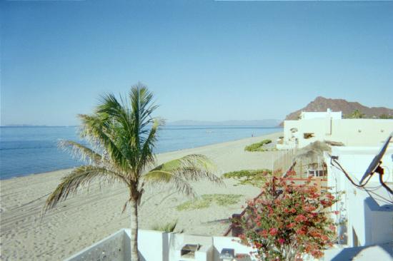 Bahia Kino, Mexico: Beach  Front Casita
