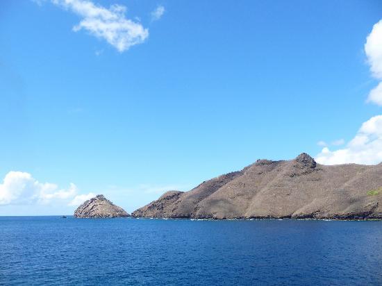 Îles Marquises, Polynésie française : Vulkaninsel