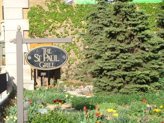 The St. Paul Grill: St. Paul Grill