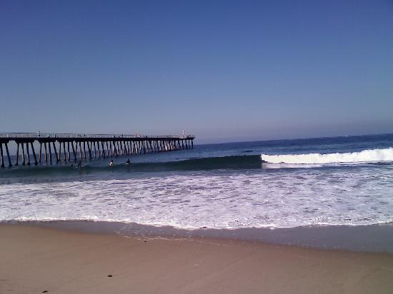 Orange County, Kalifornien: Hermosa Beach