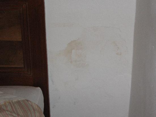 BelleVue Dominican Bay: sample of room walls