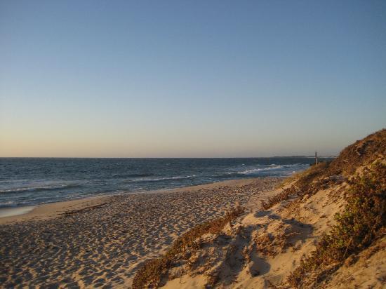Trigg Retreat Bed & Breakfast: the nearest beach