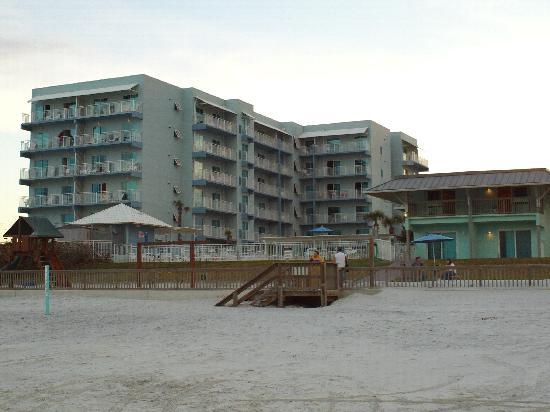 Coconut Palms Beach Resort II: beach
