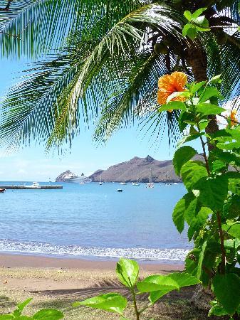 Marquesas Islands, بولينيزيا الفرنسية: Hier kann man die Seele baumeln lassen