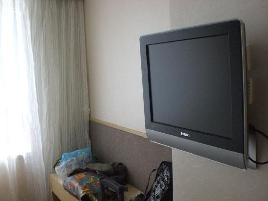 Hotel Benito: other room's flat screen tv