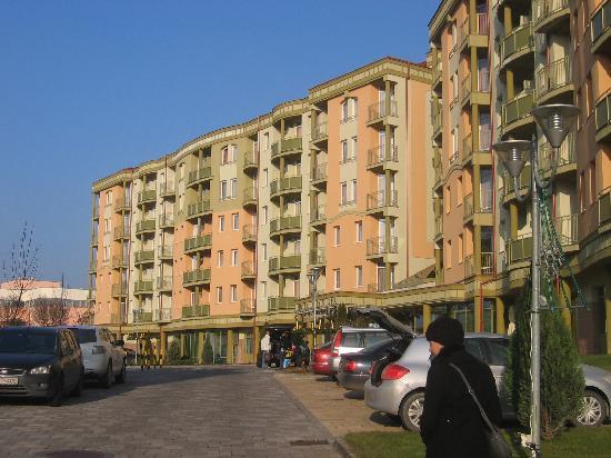 Zalakaros, Ungarn: hotel