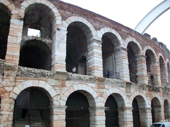 Verona, Italien: l'arena