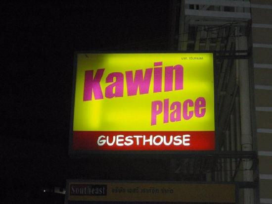 Kawin Place Guesthouse: Kawin Place