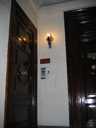 Best Pantheon B&B: Ingresso