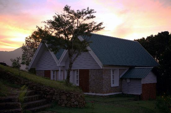 Ambady Estate: The beautiful twin cottages