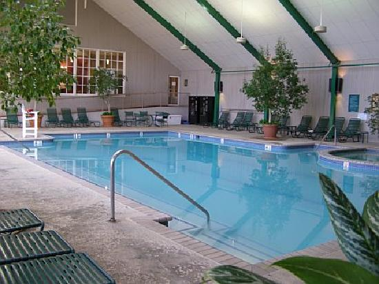 Wintergreen Resort: Resort pool