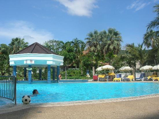 Centara Karon Resort Phuket: The Terraces Pool