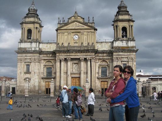 Guatemala (ville), Guatemala : main plaza