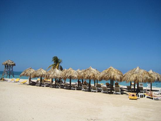 Iberostar Grand Hotel Rose Hall: The beach