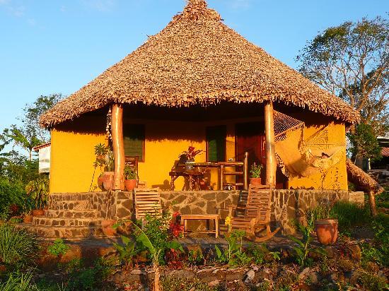 Totoco Eco-Lodge: My cabana
