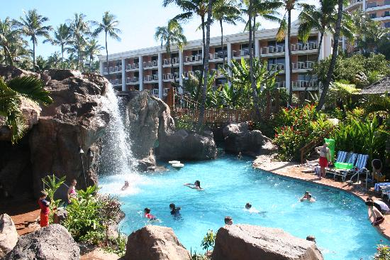 Ho'olei at Grand Wailea: Pool at the Grand Wailea