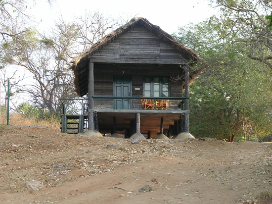 Bannerghatta Nature Camp : Cottage - Outside