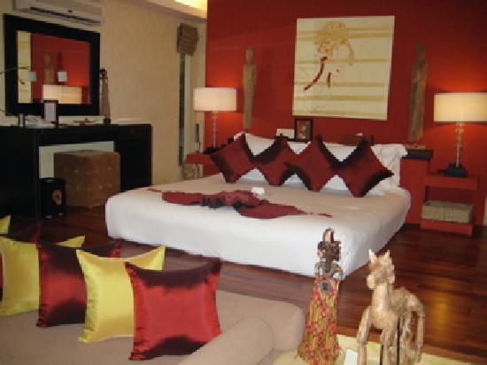 Zazen Boutique Resort & Spa: Bedroom
